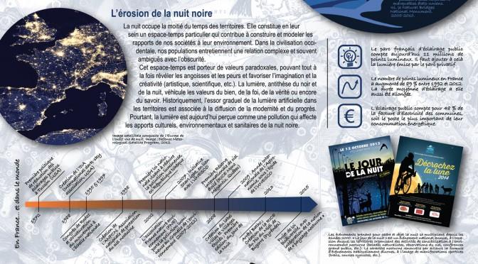 Au FIG de Saint-Dié, un poster pour présenter les questionnements et les travaux de RENOIR